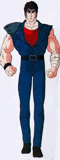 Ken il guerriero anime maiuri network